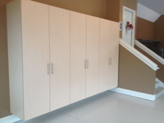 Garage Cabinets White Fishers
