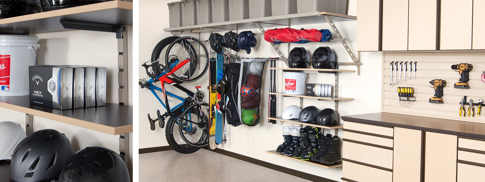 Garage Shelving System Indianapolis