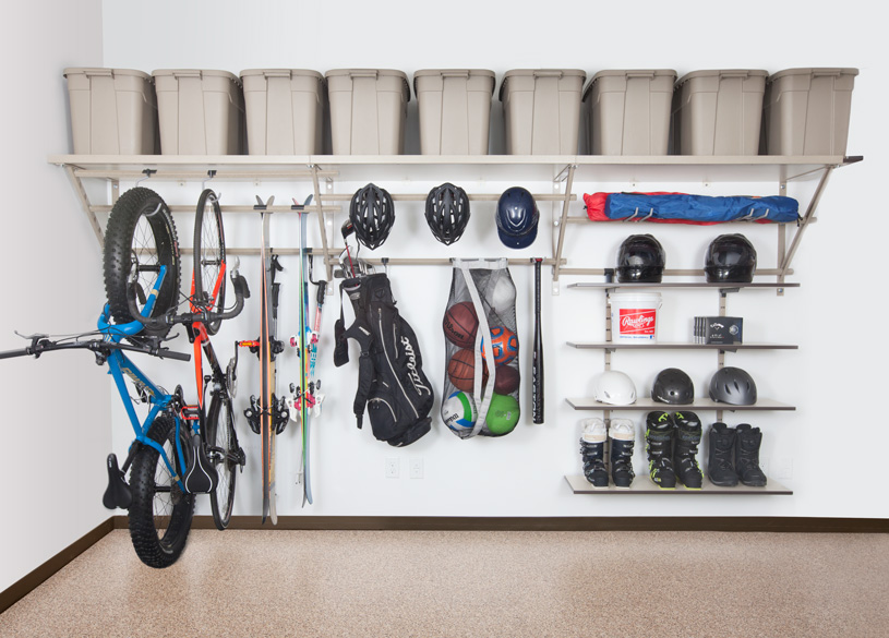 Indianapolis Garage Shelving