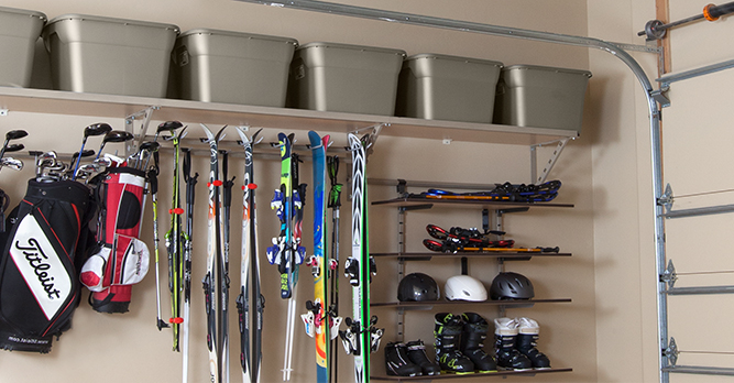Garage Shelving Indianapolis