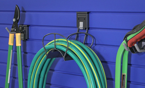 Hose Holder Slatwall